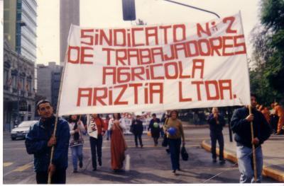 LOS TRABAJADORES DE ARIZTIA PRESENTE