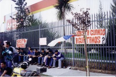 OIT acogió denuncia de prácticas antisindicales de empresa chilena